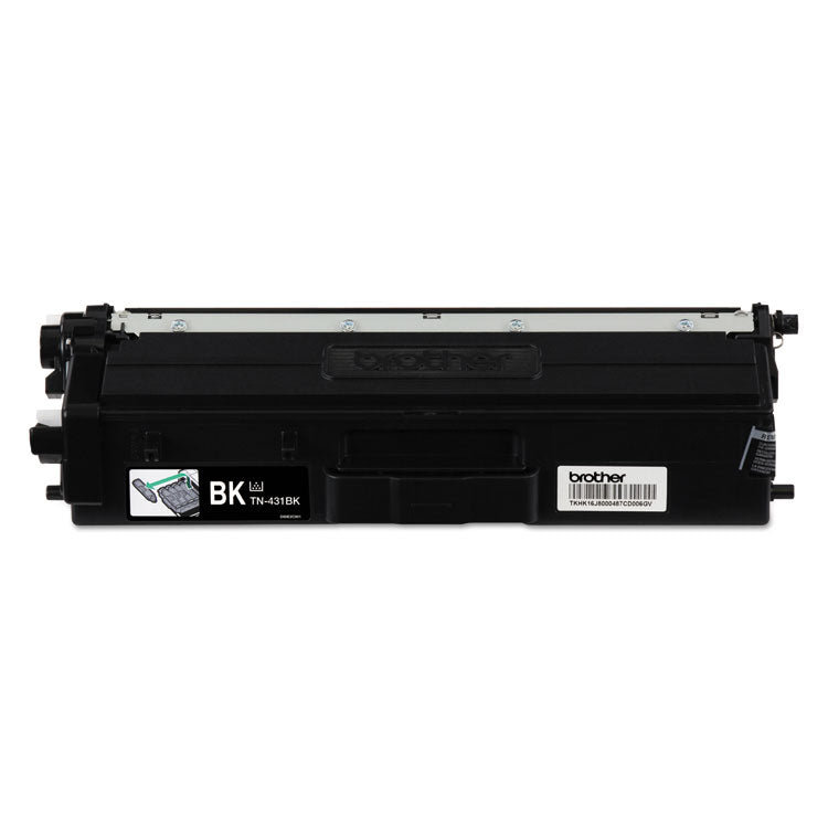 Brother TN431 Black, Standard Yield Toner Cartridge, Brother TN431BK