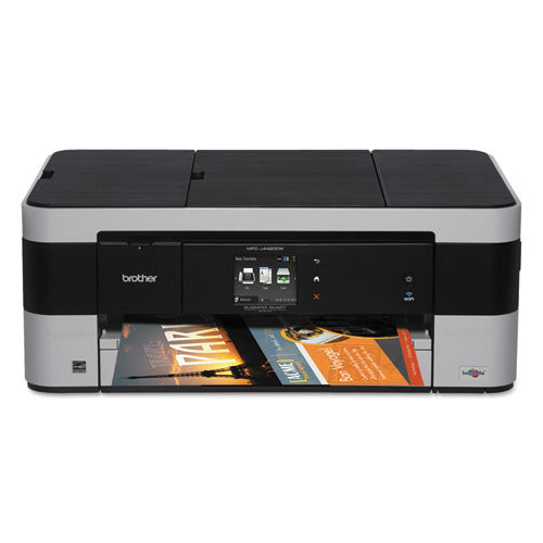 Brother® MFCJ4420DW MFC-J4420dw Multifunction Inkjet Printer Business Smart, Copy/Fax/Print/Scan