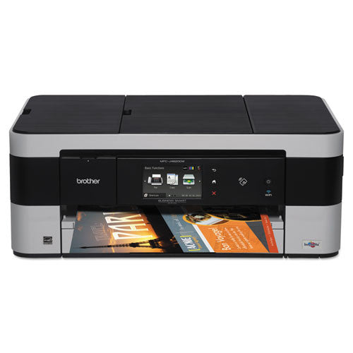 Brother® MFCJ4620DW Business Smart MFC-J4620DW Multifunction Inkjet Printer, Copy/Fax/Print/Scan