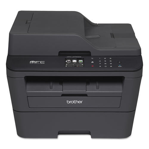 Brother® MFCL2720DW MFC-L2720DW Compact Laser All-in-One, Copy/Fax/Print/Scan