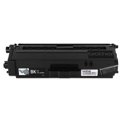 Brother® TN336BK TN336BK High-Yield Toner, Black