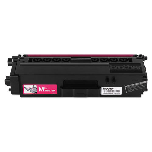 Brother® TN336M TN336M High-Yield Toner, Magenta