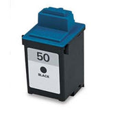 Compatible Lexmark 50 Black Ink Cartridge, Lexmark 17G0050