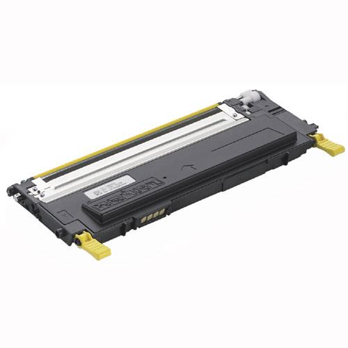 Generic Brand Dell 3303013 Yellow, Standard Yield Toner Cartridge - Printerbazaar.com