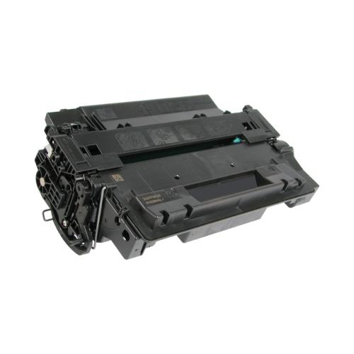 Premium Compatible HP 55X Remanufactured Black, Jumbo Yield Toner Cartridge, Compatible HP CE255XJ - Fits Printers: LJ P3011/P3015/P3016/M521/M525 Jumbo - 20% Higher Yield