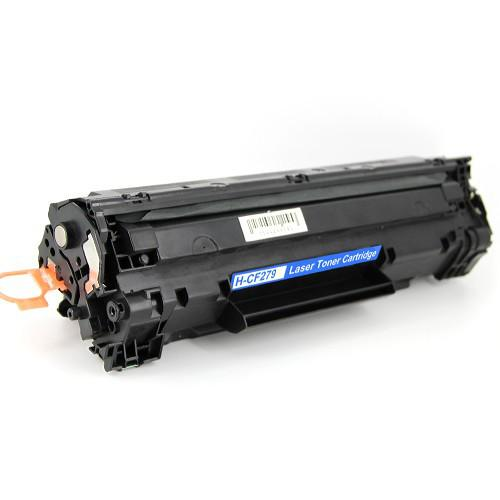 Premium Compatible HP 79A Remanufactured Black, Standard Yield Toner Cartridge, Compatible HP CF279A - Fits Printers: HP LJ Pro M12a/M12w;MFP M26a/M26w/M26nw