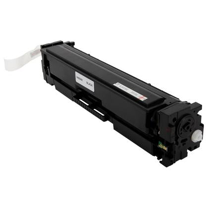 Premium Compatible HP 201X Remanufactured Black, Standard Yield Toner Cartridge, Compatible HP CF400X - Fits Printers: Color LJ M252,M277,M201A Black
