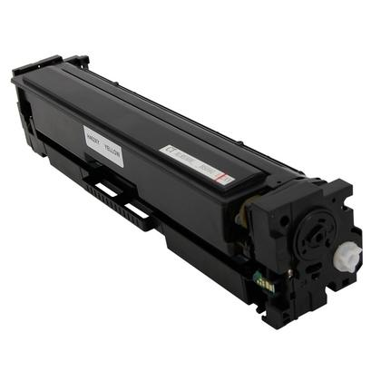 Premium Compatible HP 201X Remanufactured Yellow, Standard Yield Toner Cartridge, Compatible HP CF402X - Fits Printers: Color LJ M252,M277,M201A Yellow