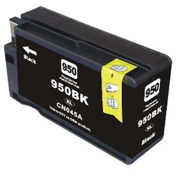 Generic Brand (HP 950XL) Remanufactured Black, High Yield Ink Cartridge, Generic CN045AN - Printerbazaar.com