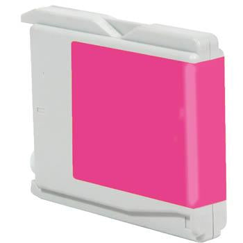 Generic Brand (Brother LC51M) Remanufactured Magenta, Standard Yield Ink Cartridge, Generic LC51M - Printerbazaar.com