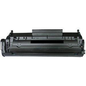 Generic Brand (HP 12X) Remanufactured Black, Standard Yield Toner