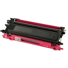 Compatible Brother TN-115M Magenta, High Yield Toner Cartridge