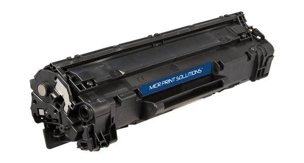 MICR Print Solutions Genuine-New MICR Toner Cartridge for HP CE285A (HP 85A)