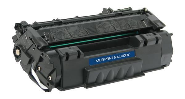 MICR Print Solutions Genuine-New MICR Toner Cartridge for HP Q5949A (HP 49A)
