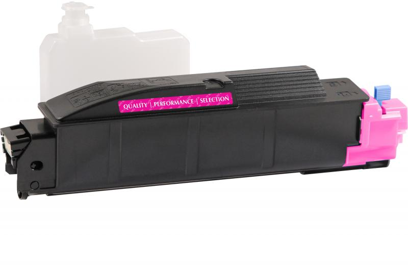 CIG Non-OEM New Magenta Toner Cartridge for Kyocera TK-5142M