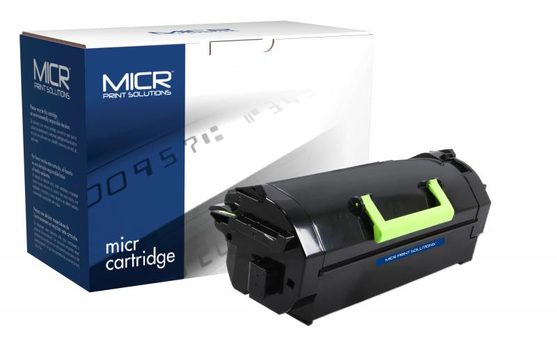 MICR Print Solutions Genuine-New MICR High Yield Toner Cartridge for Lexmark MS710