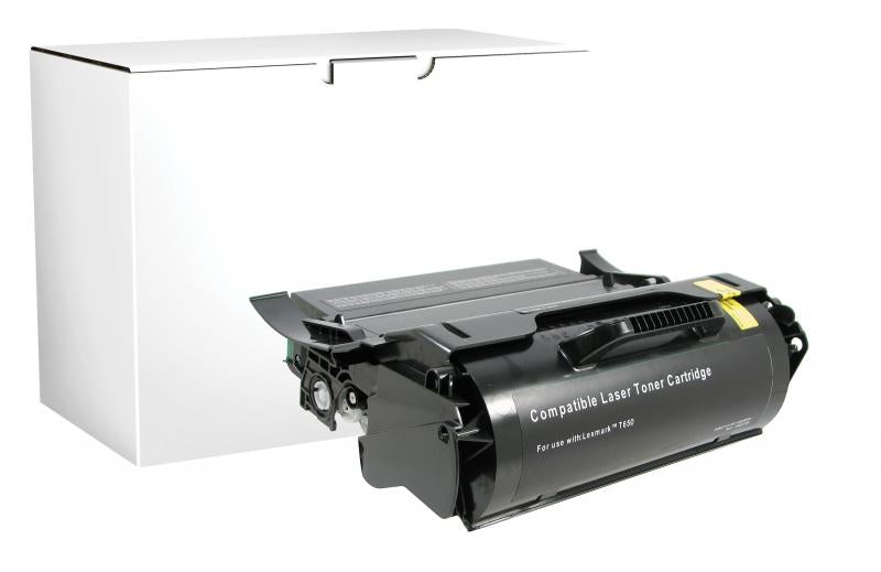 MSE Remanufactured High Yield Toner Cartridge for Lexmark Compliant T650/T652/T654/T656/X652/X654/X656