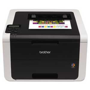 Brother HL3170CDW HL-3170CDW Digital Color Printer with Duplex Printing and Wireless Networking