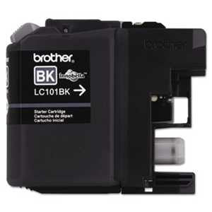 Brother LC101BK LC101BK Innobella Ink, Black