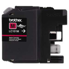 Brother LC101M LC101M Innobella Ink, Magenta