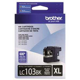 Brother LC103BK LC103BK Innobella High-Yield Ink, Black