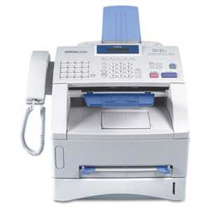 Brother PPF4750E intelliFAX-4750e Business-Class Laser Fax Machine, Copy/Fax/Print