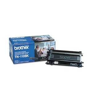 Brother TN110BK TN110BK Toner, Black
