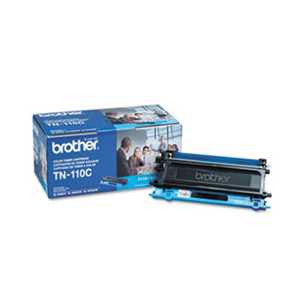 Brother TN110C TN110C Toner, Cyan