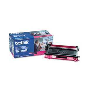 Brother TN110M TN110M Toner, Magenta