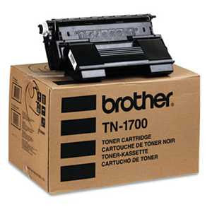 Brother TN1700 TN1700 High-Yield Toner, Black