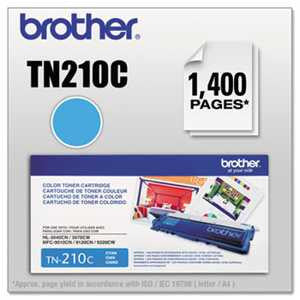 Brother TN210C TN210C Toner, Cyan