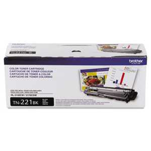 Brother TN221BK TN221BK Toner, Black