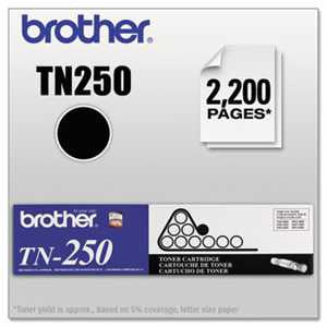 Brother TN250 TN250 Toner, Black