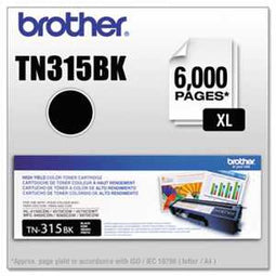 Brother TN315BK TN315BK High-Yield Toner, Black