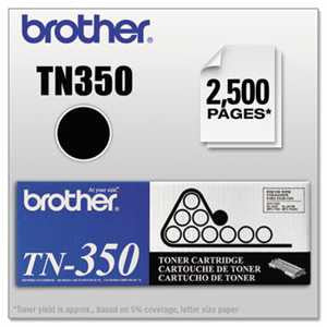 Brother TN350 TN350 Toner, Black
