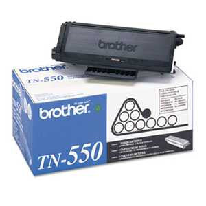 Brother TN550 TN550 Toner, Black