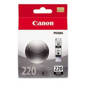 Canon 2945B001 2945B001 (PGI-220) Ink, Black