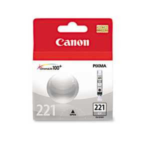 Canon 2950B001 2950B001 (CLI-221) Ink, Gray