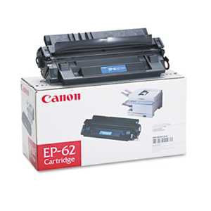 Canon® 3842A002AA 3842A002AA (EP-62) Toner, 10000 Page-Yield, Black
