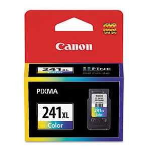 Canon 5208B001 5208B001 (CL-241XL) ChromaLife100+ High-Yield Ink, Tri-Color