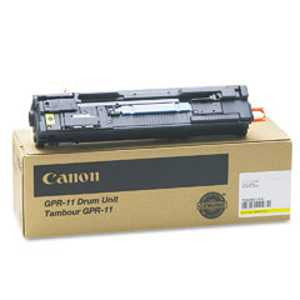 Canon® 7622A001AA Drum, Yellow