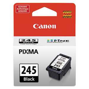 Canon 8279B001 8279B001 (PG-245) ChromaLife100+ Ink, Black