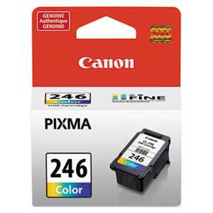 Canon 8281B001 8281B001 (CL-246) ChromaLife100+ Ink, Tri-Color