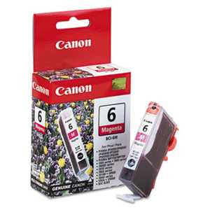 Canon BCI6M BCI6M (BCI-6) Ink, Magenta