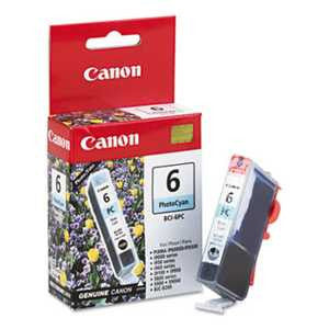 Canon BCI6PC BCI6PC (BCI-6) Ink, Photo Cyan