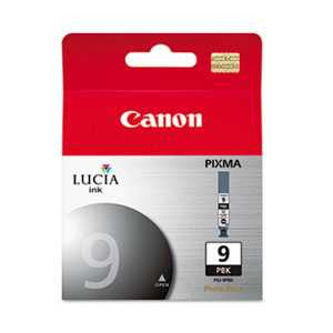 Canon PGI9PBK PGI9PBK (PGI-9) Lucia Ink, Photo Black