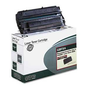 Guy Brown Products GBFX4 GBFX4 Laser Cartridge, Standard-Yield, 4000 Page-Yield, Black