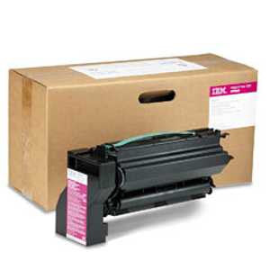 IBM InfoPrint 1354, 1220 Magenta Toner Cartridge, IBM 53P9370