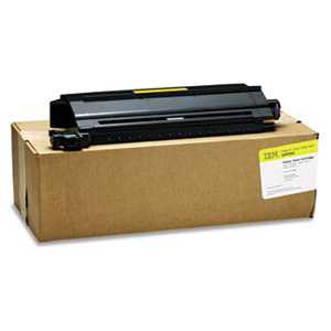 InfoPrint Solutions Company 53P9395 53P9395 High-Yield Toner, 14000 Page-Yield, Yellow