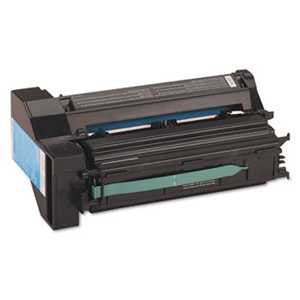 InfoPrint Solutions Company 75P4052 75P4052 Toner, 6000 Page-Yield, Cyan